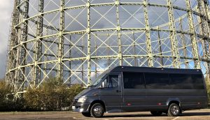 Orion Travel 16 Seat Mercedes Sprinter Y44BUS
