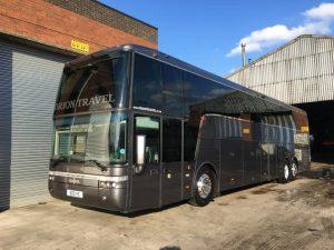 8201VC Orion Travel Vanhool Ready for Showbus 2018
