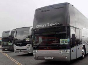 OR10NTX Orion Travel Vanhool Showbus 2018